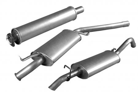 Глушитель на авто ВАЗ 2110: качество и доступность по цене